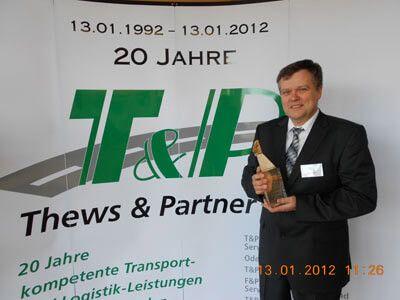 T&P Transport Logistik Service GmbH