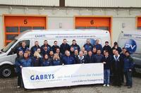 Mitarbeiter von Gabrys Transporte
