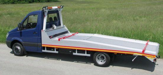 Mercedes – Benz Sprinter 515 CDI Fitzel Aufbau